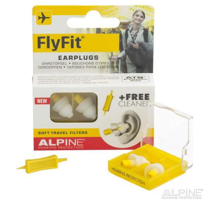 Беруши для полетов - Alpine FlyFit™