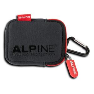 Мягкий кейс-брелок для хранения беруш Alpine Travel Case