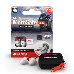 Беруши для мотоциклистов - Alpine MotoSafe Race