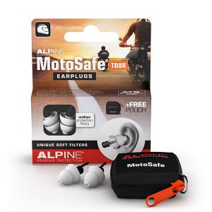 Беруши для мотоциклистов - Alpine MotoSafe Tour