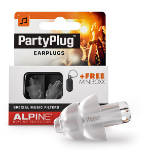Беруши для клубов - Alpine PartyPlug™
