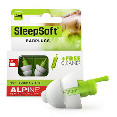 Беруши для сна - Alpine SleepSoft