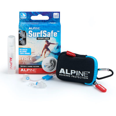 Беруши для серфинга - Alpine SurfSafe™