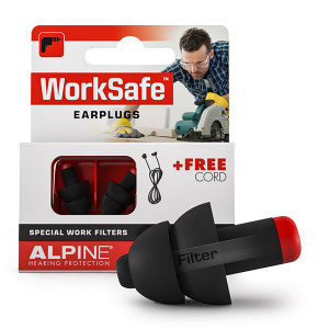 Беруши от шума - Alpine WorkSafe™
