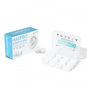 Беруши силиконовые - Haspro Moldable Silicone (белые)