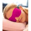 Маска для сна 3D Ohropax (оранжевый/синий/розовый)