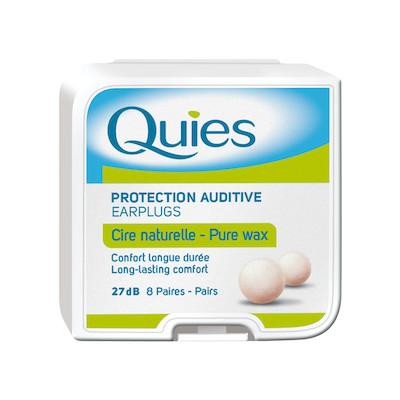 Восковые беруши для сна Quies Wax 16шт.