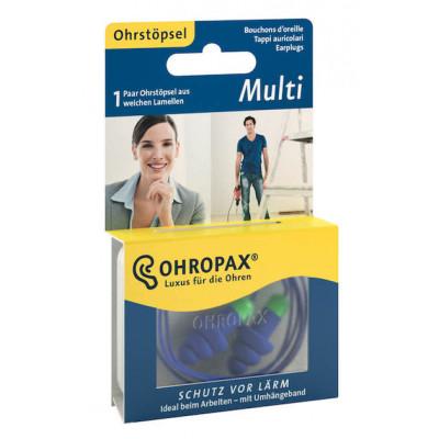 Беруши для шумных работ универсальные - Ohropax Multi
