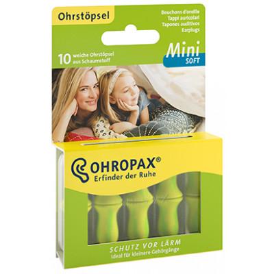 Беруши пенопропиленовые - Ohropax SoftMini