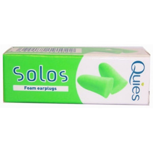 Пенопропиленовые беруши - Quies Foam Solos