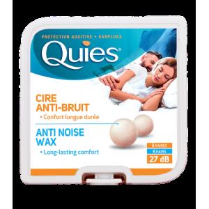 Беруши для сна из воска Quies Wax 16шт.