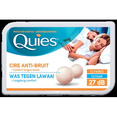 Беруши для сна из воска Quies Wax 24шт.
