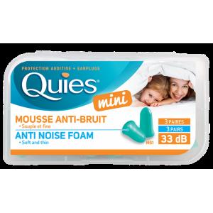 Беруши пенопропиленовые - Quies Anti Noise Foam-Mini
